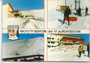 La station Varneige