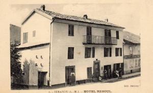 Séranon Hôtel REBOUL