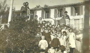 Maison de l'Oeuvre aux Hautes Ribes.