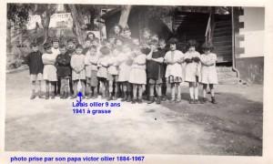 Louis Hollier groupr enfants